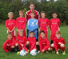 School football team
